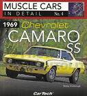 1969 Chevy Camaro SS In Detail Pictorial History Book COPO 427 Pace Car 350 396