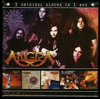 Angra (5 Original Albums In 1 Box) CD new Angels Cry Holy Land Freedom Call