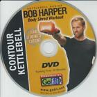 Bob Harper Body Shred Workout Contour Kettlebell Tone Strength Cardio DVD