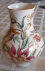 Zsolnay Nature Color Vase - 9566-008 Beautiful Porcelain Made in Hungary