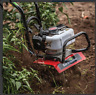 NEW Ardisam Earthquake 2 Cycle M25 Mini Garden Cultivator Tiller 5 Year Warranty