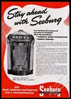 1947 Seeburg 147 1-47 jukebox photo Stay Ahead vintage trade print ad