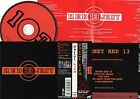 JOURNEY / Red 13 (EP)- '02, JAPAN OBI ** TYKETTO