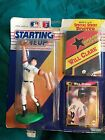 1992 Starting Lineup MLB Will Clark action figure !