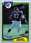 1994  RODNEY HAMPTON - Kenner Starting Lineup Card - NEW YORK GIANTS