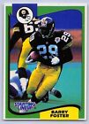 1994  BARRY FOSTER - Kenner Starting Lineup Card - PITTSBURGH STEELERS