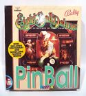 Eight Ball Deluxe Bally Broderbund PC DOS CD-ROM Video Game 1993