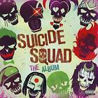 Suicide Squad:album - Various Artists Vinyl Free Shipping!