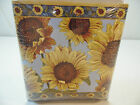 New Sun Flowers Wall Border Mainstays Home Prepasted 3 Yards