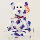 TY Beanie Baby - AOTEAROA the Bear *w/ FLAG NOSE* (New Zealand Excl - MWMT's)