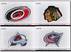 2012-13 O-Pee-Chee Hockey Team Logo Patches Guide 10