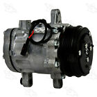 Four Seasons 68573 New Compressor And Clutch