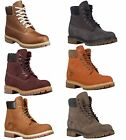 Timberland Mens 6 Premium Waterproof Lace Up Casual Winter Fashion Ankle Boots