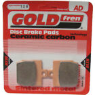 Front Disc Brake Pads for MBK EW 50 Stunt Naked 2009 50cc  By GOLDfren