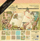Graphic45 ONCE UPON A SPRINGTIME Deluxe COLLECTORS EDITION scrapbooking