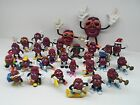 California Raisins Collection LOT 28 DIFFERENT Calrab Applause PVC Figures Rare
