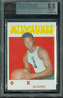 1971-72 TOPPS # 1 OSCAR ROBERTSON PROOF BGS 8.5 SOLO FINEST GRADED .