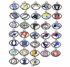 Free shipping 3pcs Various Design Sport Team Pendant Charms For DIY Jewelry