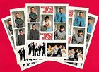 20 Complete Sticker Sheets 1989 New Kids on the Block Old Store Stock