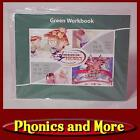 HOOKED ON PHONICS Level 4 Workbook Green 2005 NOW CD Version SEALED