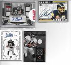 1999 UPPER DECK RETRO DAN FOUTS AUTO ON CARD AUTOGRAPH CHARGERS 1 CARD ONLY