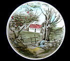 Johnson Brothers Friendly Village Coaster Stone Wall Made in England