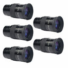 5Set 2 F30mm Ultra Wide Angle 80 Degree Telescope Eyepiece w Thread for Camera