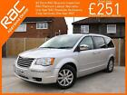 2008 Chrysler Grand Voyager 28 CRD Turbo Diesel Limited Ltd 6 Speed Auto 7 Seat