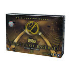 2016 Topps Legacies of Baseball Hobby Box