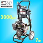 SIP 08918 7hp 3000psi Petrol Jet Pressure Washer farm yard truck bus cleaner