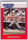 1988  OZZIE GUILLEN - Kenner Starting Lineup Card - CHICAGO WHITE SOX