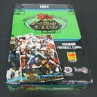 1991 Topps Stadium Club Football Unopened Box (FASC) From A Sealed Case (BBCE)