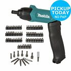 Makita 3.6V Li-ion Cordless Screwdriver with 81 Accessories. From Argos on ebay