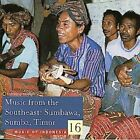 Various Artists Music from Indonesia 16 Various New CD