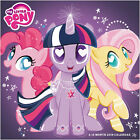 My Little Pony Brony Style Animation Art 16 Month 2018 Wall Calendar NEW SEALED