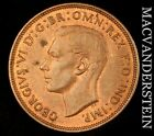 GREAT BRITAIN: 1938 ONE PENNY- NO RESERVE !! SCARCE !! HIGH GRADE !! #U3942
