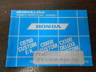 Honda Factory Fairing Instructions CB750F/K/C CB650/C CX500C/D 08154-MA500-96