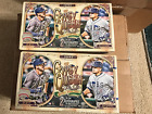 2017 Topps Gypsy Queen Baseball Hobby Factory Sealed 2 Box Lot