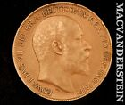 1909 GREAT BRITAIN ONE PENNY-NO RESERVE!!  #U3745
