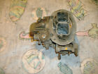 HOLLEY carburetor 2 barrell 5214236 83760968 8376 0968 for parts only