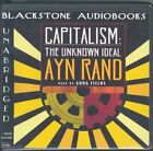 Capitalism The Unknown Ideal by Ayn Rand Compact Disc Book English