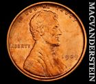 1909 LINCOLN WHEAT CENT-UNCIRCULATED!! LUSTER!!  #U5351