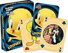 Looney Tunes Tweety Bird Art Illustrated Poker Playing Cards Deck NEW SEALED