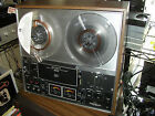 Vintage SONY TC 377 Reel To Reel Tape Deck Recorder 3 speed Work great Near MINT