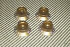4 GOLD BELL KNOBS FOR 1959 GIBSON LES PAUL 59 1958 ES-125 ES-225