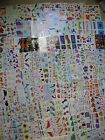 Huge Lot Vtg Mrs Grossmans Full SH Stickers Flowers Animals Xmas Birthday Summer