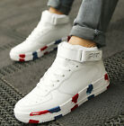 Mens Boys Casual Ladies Lace up High Top Skateboarding Sneakers Air Force Boots