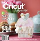 CRICUT MAGAZINE AUGUST 2012 Cartridge Machine Idea Book