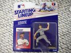 MARK LANGSTON SLU 1988 MLB SEATTLE MARINERS STARTING LINEUP