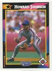 1992 Kenner Starting Lineup Baseball Card - Howard Johnson - New York Mets